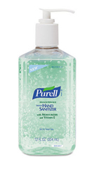 Purell with Aloe Instant Hand Sanitizer