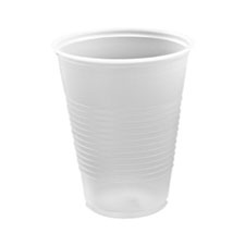 9 Ounce Clear Translucent Cups