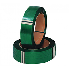 "1/2""x5800 Green Polyester Strapping"