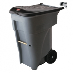 Rubbermaid Roll Out Container