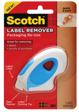3M Scotch Label Remover
