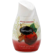 Renuzit Apple & Cinnamon Gel Air Freshener