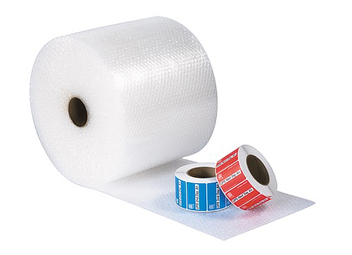 24x175 Small Bubble Wrap rolls