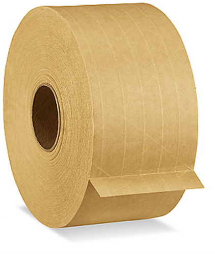 Lucky Dog Reinforced Gummed Tape™ rolls