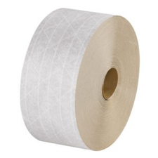 Central 235™ Snow White Reinforced Gummed Tapes