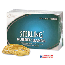 Rubberbands 1 pound boxes