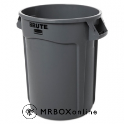 Rubbermaid Brute Trash Cans 32 gallon