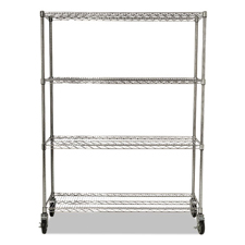 Rubbermaid 4 Shelf Wire Rack