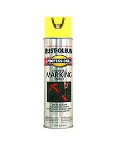 Rustoleum Yellow Marking Spray Paint