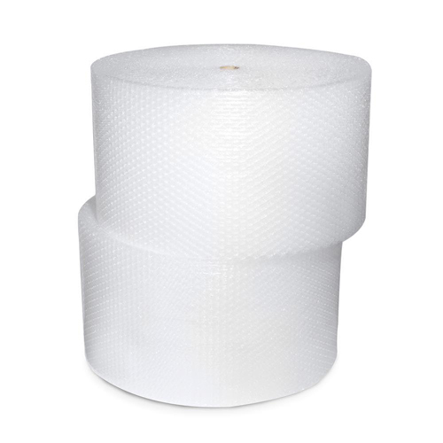 1/2x125 2 rolls slit 24 Large Bubble Cushioning
