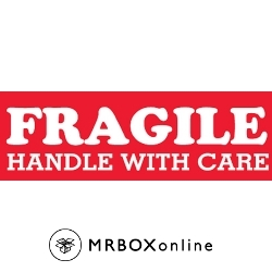 1.5X4 Fragile Handle With Care