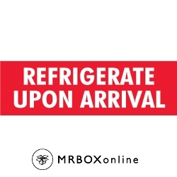 1-1/2x4 Refrigerate Upon Arrival