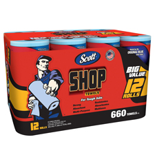 Scott Shop Towels 12 Pack