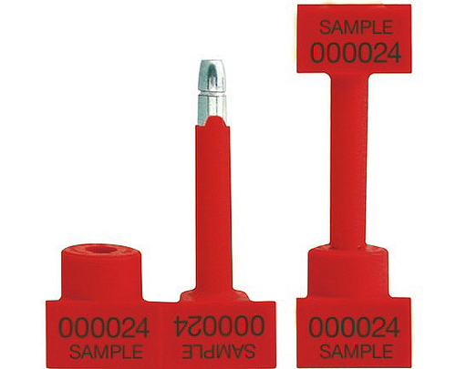 SnapTracker Red Bolt Seals 1.25