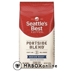 Seattle's Best Medium Coffee with a $525 order