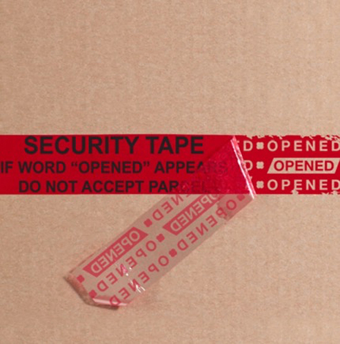 Secure Tape Strips 2x9