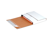 12.125x9.125x2 Self Seal One Piece Folder Box