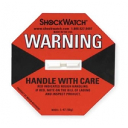 Shockwatch L47 Red 50G