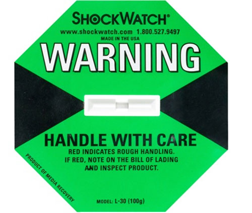 Shockwatch L30 Green 100G