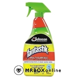 Fantastik All-Purpose Cleaner 32 oz Spray Bottle