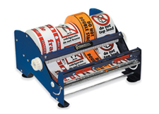 "12"" Table Top Label Dispenser"