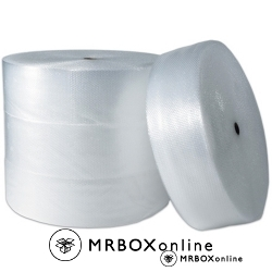 1/2x250 4 rolls slit 12 Perfed 12 Large Bubble Wrap