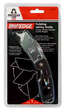 Smartedge Folding Utility Knife