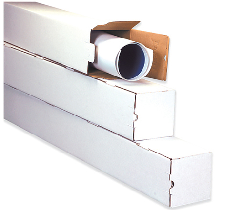 3x3x18 Square Mailing Tube