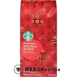 Starbucks Holiday Blend 35 oz with $1000 order