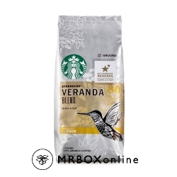 Starbucks Veranda Blend Ground Coffee with a $525 order
