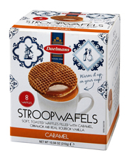 Stroopwafels with an order of $625