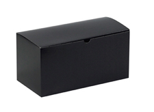 9x4.5x4.5 Black Gloss Gift Boxes