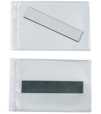 5x7 Pallet Rack Clear Envelopes Magnetic