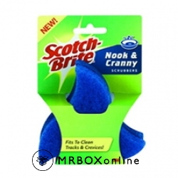 3M Scotch-Brite Nook and Cranny Scrubber