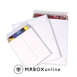 18x24 Stayflat White Self Seal Envelopes