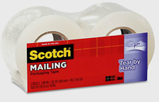 3M Scotch Tear By Hand Tape