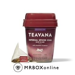Teavana Chai Tea Bags with a $525 order