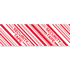 "2""x110yds Security Tape Tamper Evident"