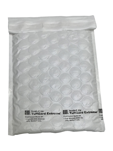 Sealed Air TuffGard Extreme Poly Bubble Mailers 7.25x10.5 #1