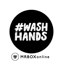 COVID-19 24x18 Corrugated Plastic Wash Hands Sign
