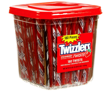 Free Gift:Twizzlers with a $325 order