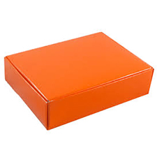 Colored Die Cut Mailer Boxes