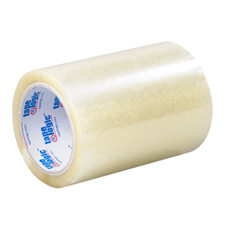 6x72yds Clear Tape Logic® 2 Mil Acrylic Tape