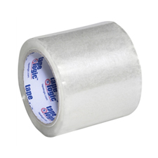 4x72yds Clear Tape Logic 1.8 Mil Acrylic Tape