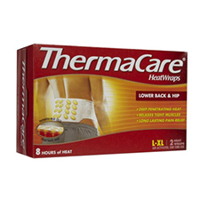 Thermacare Lower Back and Hip Heatwraps