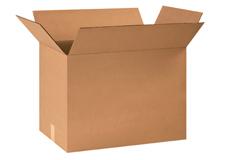 ups cardboard shipping box mrboxonline. Black Bedroom Furniture Sets. Home Design Ideas