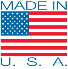 4x4 Made In USA Label