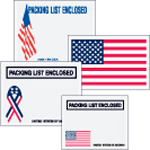 USA Face Envelopes