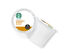 Starbucks� Veranda Blend Coffee Light Roast