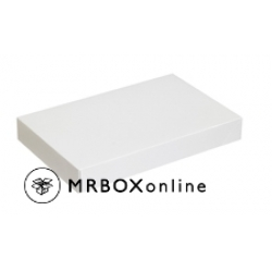 15x9.5x2 White Apparel Boxes